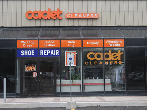 Cadet Cleaners - 900 Don Mills