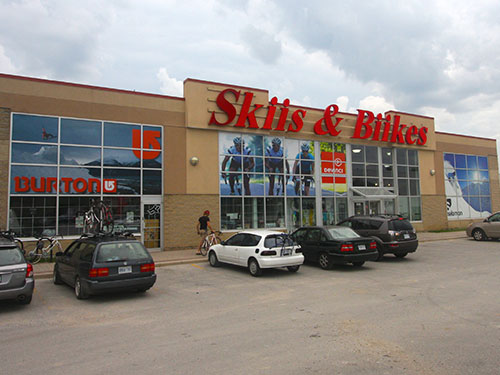 Skiis & Bikes - 896 Don Mills Road